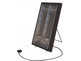 Купить ИК обогреватель 1,1 кВт черный