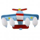 Купить KL-413C/4 E24 BL светильник для детской