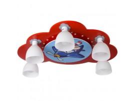 Купить KL-415C/5 E14 RED светильник для детской
