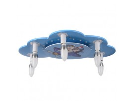 Купить KL-415C/5 E14 BL светильник для детской