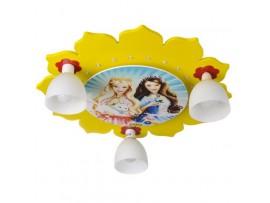 Купить KL-416C/3 E14 YL светильник для детской