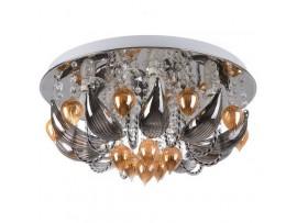 Купить BCL-419S/5*E14+8*1W LED люстра