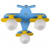 Купить KL-431C/3 E27 BL/YL светильник для детской