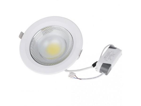 Купить LED-176/20W COB NW светильник точечный светодиодный