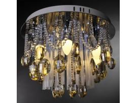 Купить BCL-377C/7*E14+27 LED люстра хрустальная