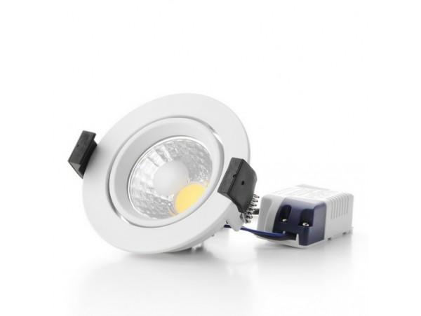 Купить LED-44/8W COB WW DL светильник Downlight светодиодный